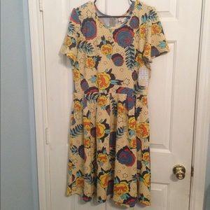 LLR Amelia Dress 3X